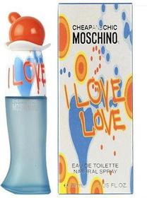 Moschino Cheap & Chic I Love Love woda toaletowa 30ml