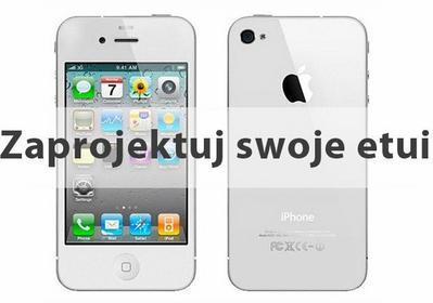 Apple iPhone 5 / 5S etui z nadrukiem ETAP009KRTR000000