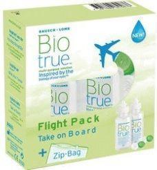Bausch&Lomb Biotrue Flight Pack 2x60 ml