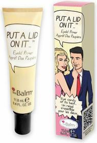 TheBalm Put A Lid On It Eyeliner Primer kosmetyki damskie baza na powieki 11.5ml