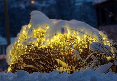 LAMPKI LED Wąż świetlny, LAMPKI ŚWIĄTECZNE