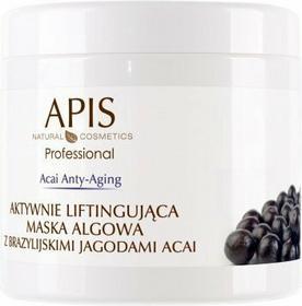 Apis ACAI ANTY-AGING Aktywnie liftingująca maska algowa z brazylijskimi jagodami acai 250ml