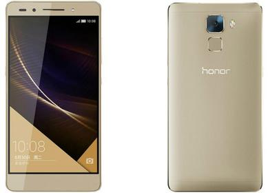 Huawei Honor 5X 16GB  Dual Sim Złoty