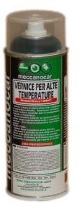 Lakier wysokotemperaturowy do 800 stopni – Czarny spray 400 ml
