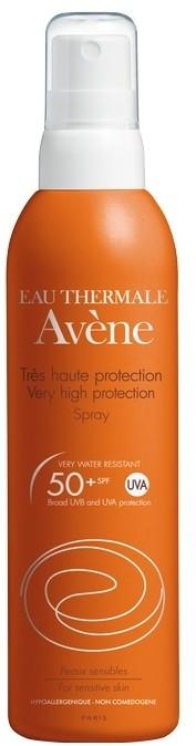 Avene SPF50+ Spray 200 ml
