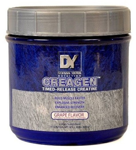 Dorian Yates DO CreaGen 600g