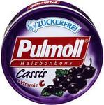 Pulmoll Cassis cukierki bez cukru sanotact GmbH 50 g