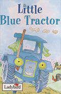 praca zbiorowa  Little Blue Tractor