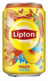 Lipton ICE TEA BRZOSKWINIOWY 0,33L CAN