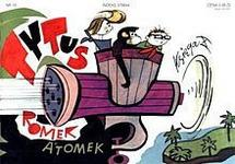 Tytus Romek i A`Tomek. Księga X