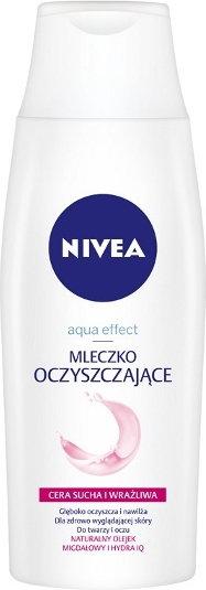 Nivea Aqua Effect mleczko oczyszczające 200ml