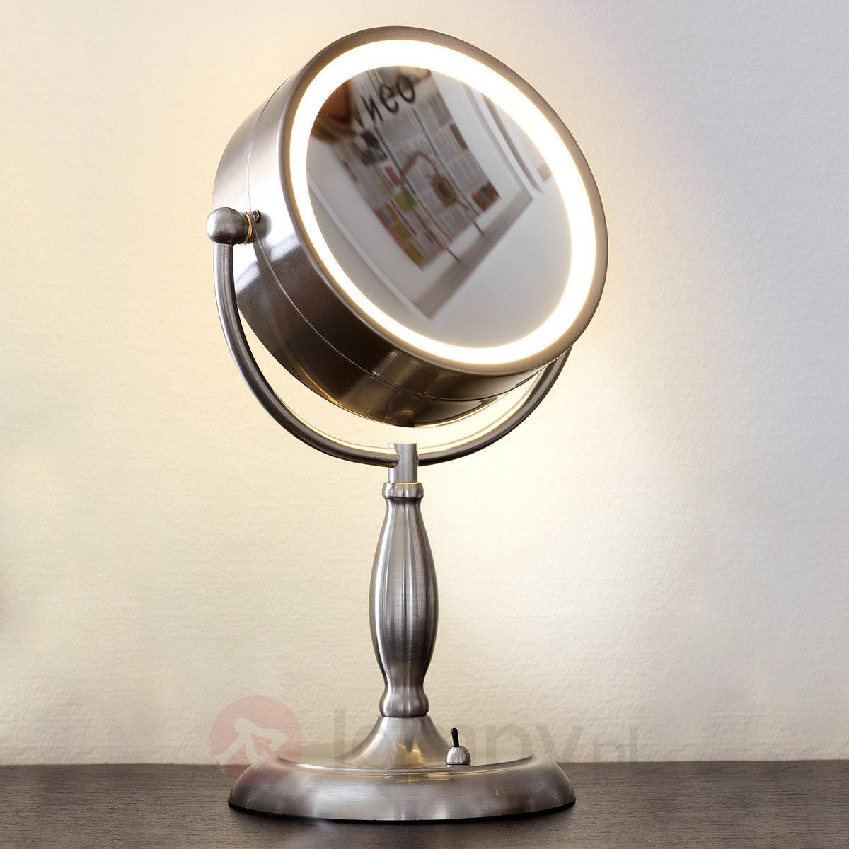 Markslöjd Lustro kosmetyczne FACE z oświetleniem