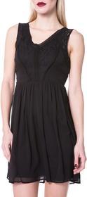 Vero Moda Sukienka Czarny L