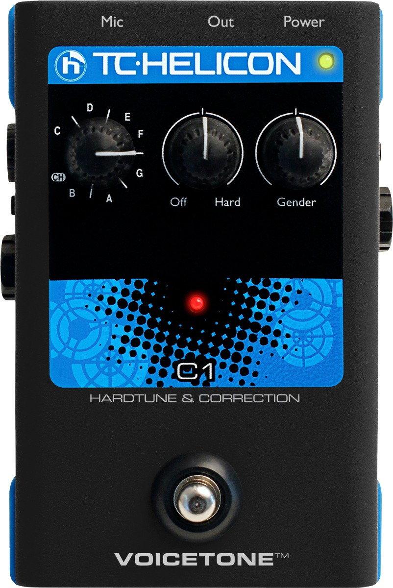 TC Helicon VoiceTone C1 - procesor wokalowy