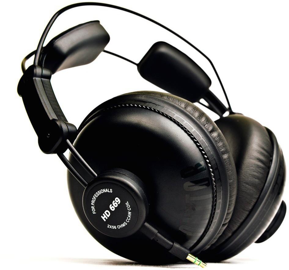 Superlux HD669 Czarny