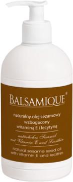 Balsamique Naturalny olej do masażu sezamowy