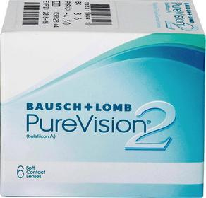 Bausch&Lomb Pure Vision 2HD 3 szt.