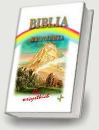 Biblia Jerozolimska dla wszystkich -