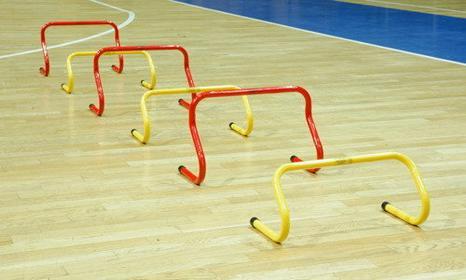 Interplastic Konkurencje biegowe treningowy 20 cm