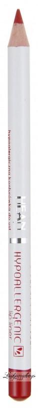 HEAN HYPOALLERGENIC lip liner - Hipoalergiczna konturówka do ust - 501 - ROSE HEALL447-501 - ROSE