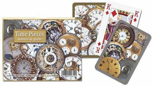 Piatnik Karty 2261 Time Pieces