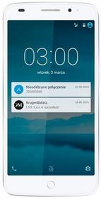 Kruger&Matz LIVE 3 LTE Dual Sim Biały