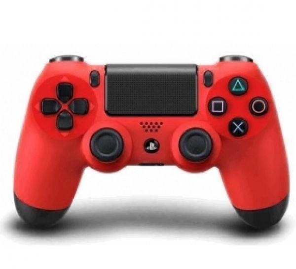 Sony DualShock 4 Czerwony