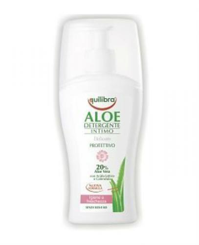 EQUILIBRA Aloesowy żel do higieny intymnej - 200ml