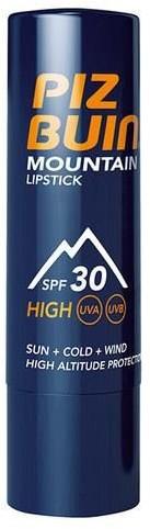 Piz Buin Mountain Lipstick SPF30 4,9g W Opalanie 3574660674972