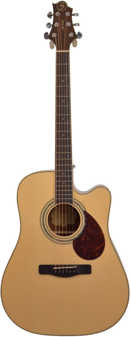 Samick Guitars D-5CE OV - gitara elektroakustyczna