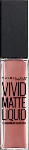 Maybelline MAYBELLINE_Vivid Matte Liquid Lip Color matowy błyszczyk do ust 05 Nude Flush 8ml