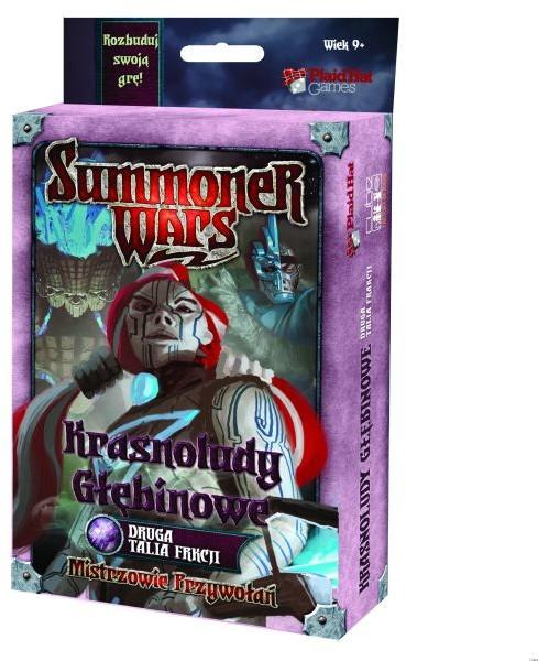 Cube Summoner Wars Druga Talia - Krasnoludy Głębinowe