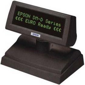 Epson Wyświetlacz dla klienta do drukarki TM-T88V-DT, czarny