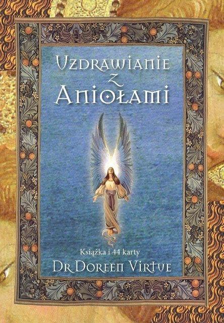 Synergie Karty Uzdrawianie z Aniołami (wydanie polskie)