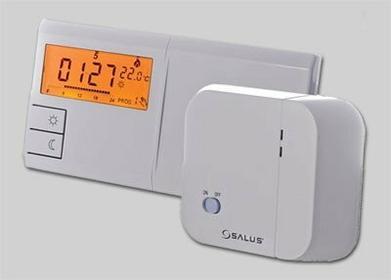 Salus Regulator temperatury tygodniowy 091FLRF bezprzewodowy