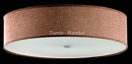 Ramko plafon mini TONGA bordo (66978 )