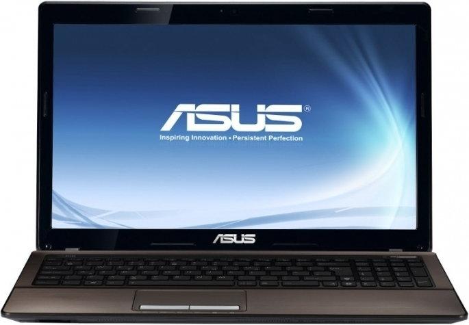 """Asus X53U-SX201 15,6"""", AMD 1,0GHz, 2GB RAM, 320GB HDD (X53U-SX201)"""