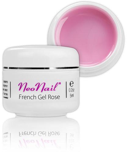Neonail Żel French różowy 5 ml