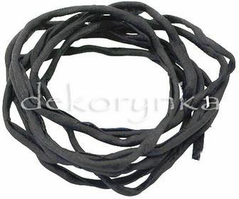Griffin Jedwabny sznurek HABOTAI 110cm 3mm BLACK