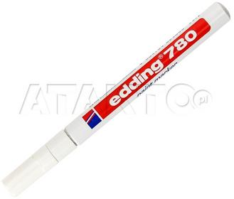 Edding Marker olejny 0.8mm biały okrągły 780 VP1714