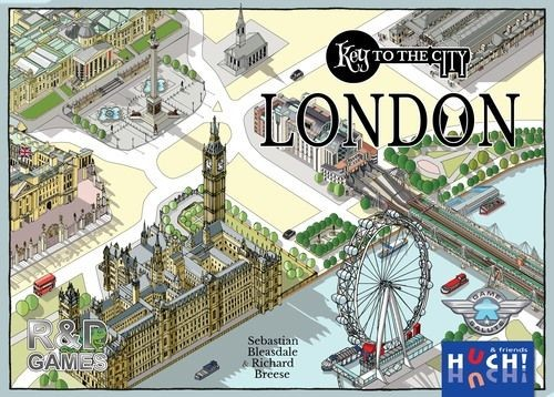 Huch ! & Friends Key To The City: London