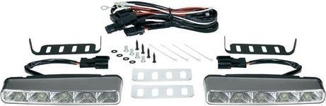 Światła do jazdy dziennej LED TTX-8009 Renkforce TTX-8009