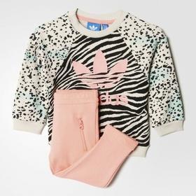 adidas I YWF CREW G Baby Kit