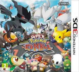 Super Pokemon Rumble 3DS