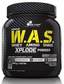 Olimp W.A.S Whey Amino Shake Xplode Powder 360g