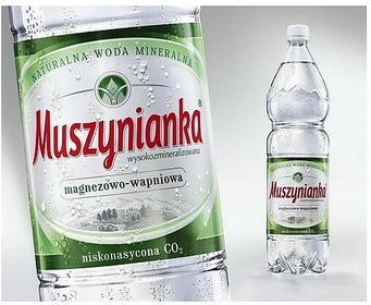 Muszynianka Woda 1,5L niskogazowana