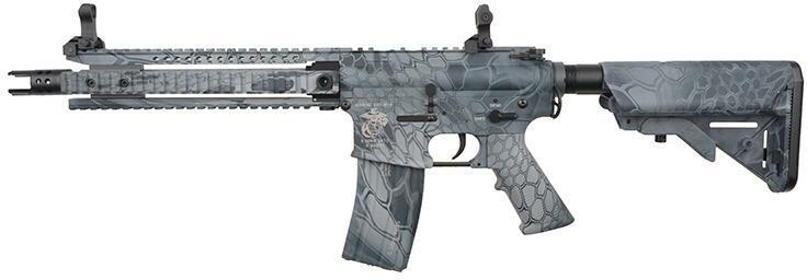 Specna Arms Karabinek szturmowy AEG SA-A01 - Kryptek Typhon (SPE-01-015830) G