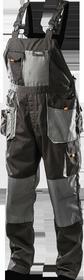 NEO-TOOLS Spodnie robocze na szelkach rozmiar XXL 81-240-XXL