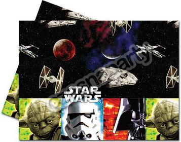 Star Wars Obrus foliowy 120 x 180 cm 1 szt.