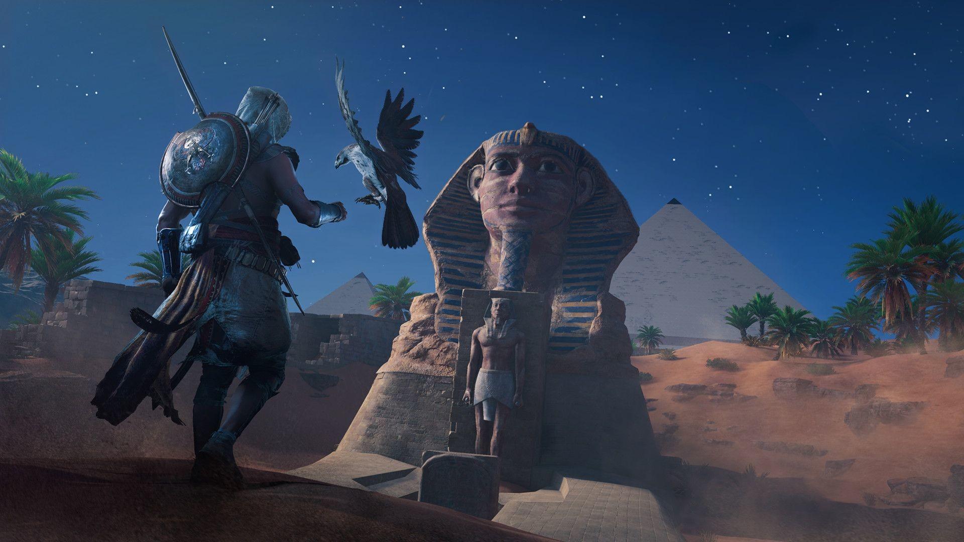 Assassins Creed Origins GOLD (GRA XBOX ONE)